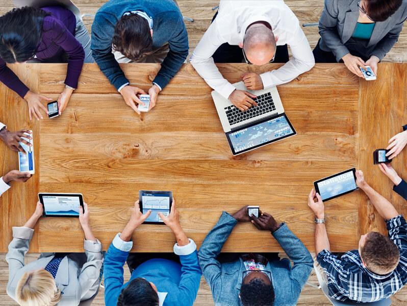 O mundo será ainda mais digital no pós-pandemia